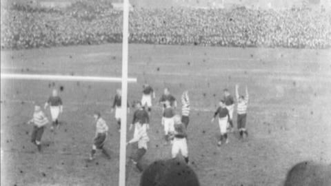 Northern Union Challenge Cup Final - Halifax v Salford (1903)