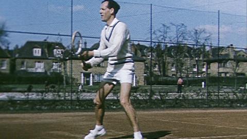 Tony Mottram - Tennis Tutorial