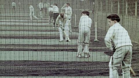 Cricket on Test