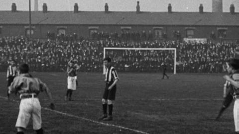 Moss Street v St Philips Football (1907)