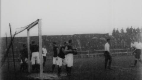 Preston North End v Aston Villa (1905)