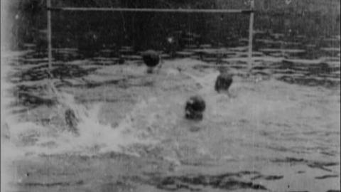 Water Polo Match (c.1901)