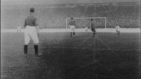 Everton v Newcastle United (1902)