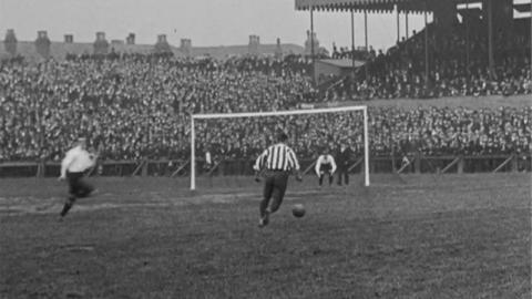 Sheffield United v Bury (1902)